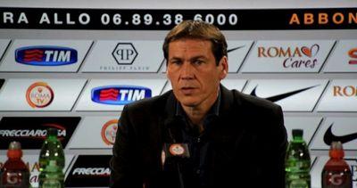 Derby, Garcia: Lazio favorita, noi vogliamo smentire i pronostici
