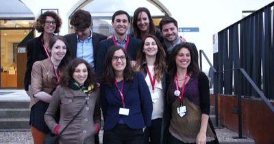 A Cascina Triulza i 10 giovani ambasciatori della società ...
