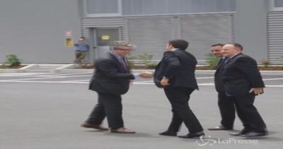 Renzi in Liguria a sostegno di Paita: tappa a cantieri ...