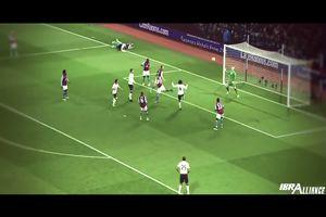 I gol di Radamel Falcao con la maglia del Manchester United