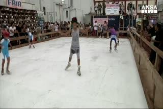 Il 'ghiaccio' arriva all'Avana
