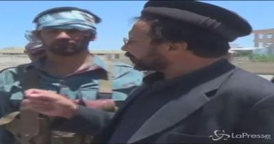 Afghanistan, bomba contro edifici governo provincia Zabol: ...