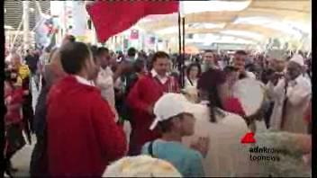 Expo, nel padiglione del Marocco un viaggio alla scoperta ...