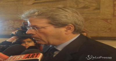 Sbarchi, Gentiloni: Paesi appoggino agenda Ue, Onu dia ...
