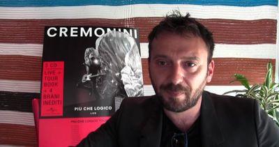 Cesare Cremonini, triplo cd live e tour 2015: il palco ...