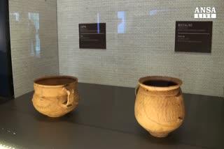 Expo: gli antichi romani sfilano fra i padiglioni