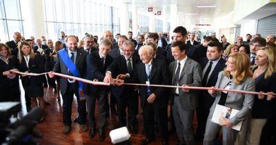 All'aeroporto di Orio al Serio inaugurata nuova ala del ...