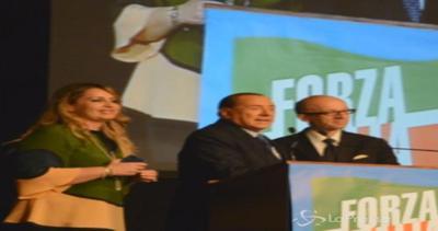 Regionali, Berlusconi ad Assisi:  Speriamo lunedì di ...