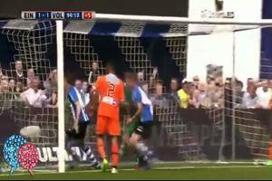 Olanda: il portiere si trasforma in attaccante e segna di ...