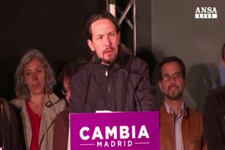 Valanga Podemos, parte la sfida a Rajoy per il governo