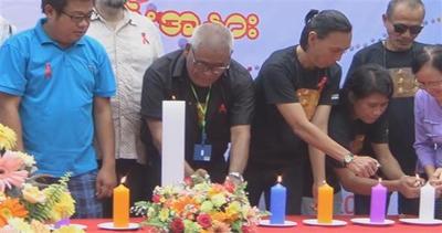 Strage di morti per l'AIDS in Birmania