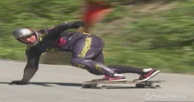 Adrenalina sulla tavola: in Canada centinaia di riders in ...