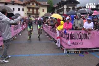 Giro d'Italia: 16/a tappa, show in montagna con il ...
