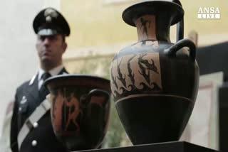 Pompei, recuperati affreschi rubati nel 1957