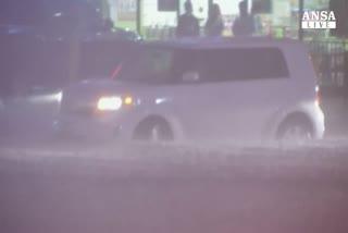 Pioggia record nel Midwest, 4 morti