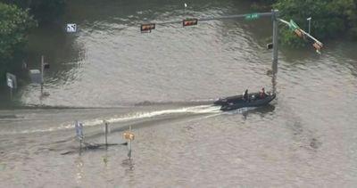 Il Texas devastato da piogge torrenziali, morti e dispersi  ...