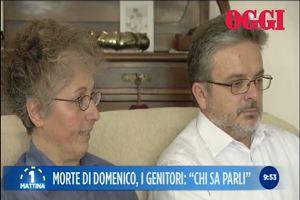 Domenico Maurantonio, l'appello in lacrime dei genitori ...