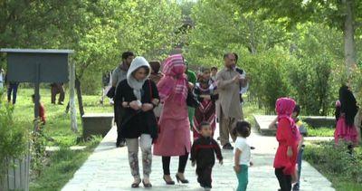 I Babur Gardens a Kabul, luogo di pace nella capitale ...