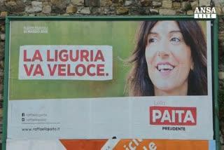 Regionali Liguria, Fi e Lega con Toti contro Paita