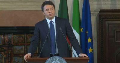 Renzi: Algeria fondamentale per stabilità Libia e ...