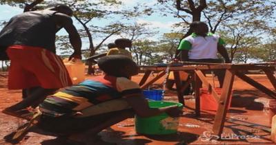 E' allarme per il Burundi. Oxfam: Oltre 112mila ...