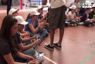 A Roma lezioni di vela a scuola
