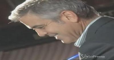 George Clooney: Vecchiaia va accettata, con ...