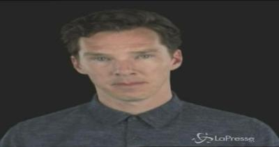 Cumberbatch in prima linea per diritti umani: No ad ...