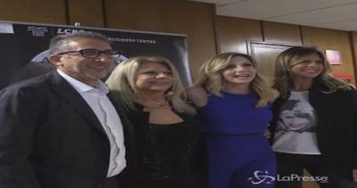 Roma, serata di gala per l'accademia Actor's Planet