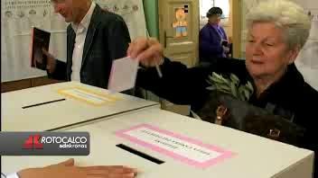 Italiani al voto per le amministrative