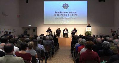 """Ferrero festeggia a Expo la sua Fondazione """"modello ..."""