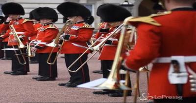 Italia-Regno Unito, Mattarella a Buckingham Palace per ...