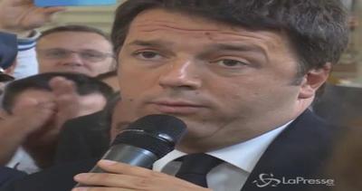 Fca, Renzi in visita a Melfi: L'Italia deve ripartire   ...