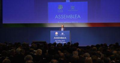 Squinzi a Renzi: c'è accenno crescita ma non ...
