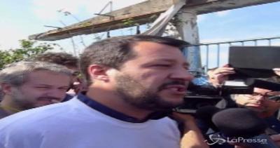 Salvini: Ruspa è in cabina elettorale domenica, Rom ...