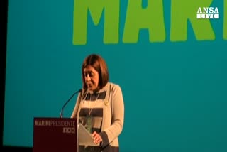 Regionali Umbria, Marini cerca mandato