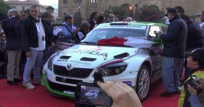 Motori, al via in Sicilia la 99esima edizione della Targa ...
