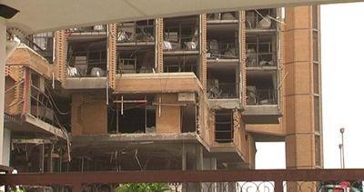 Iraq, esplosioni in due hotel di Baghdad, almeno nove morti ...