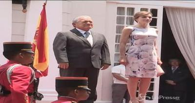 La regina Letizia in viaggio in El Salvador: Onorata di ...