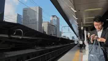 Solo 7 minuti per pulire tutto il treno. Accade in Giappone ...