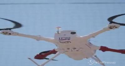 I cieli di Roma invasi dai droni, ma non è un film ...