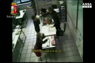 Maltrattamenti in classe, arrestata maestra di Andria