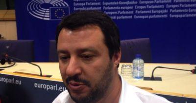 Salvini e il gruppo con Le Pen: solo noi teniamo all