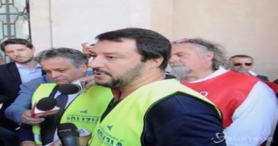 Salvini: Attuale capo della polizia non è il migliore possibile