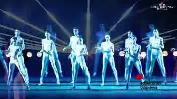 In scena a Caracalla, con il Corpo di ballo del Teatro ...