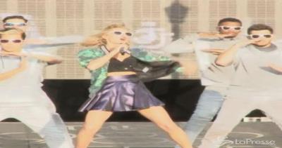 Taylor Swift, che gambe da sogno .. e che testa per il ...