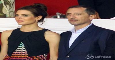 Charlotte Casiraghi e Gad Elmaleh: è di nuovo amore