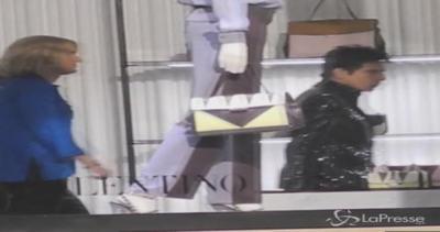 Ben Stiller & Co da Valentino per le riprese di Zoolander 2