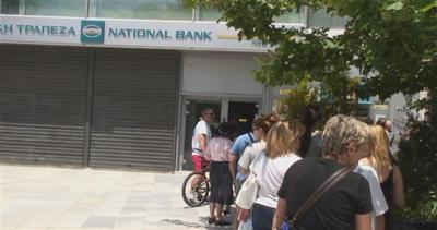 Grecia, assalto ai bancomat nel fine settimana