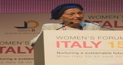 Expo, parte Women's Weeks: donne protagoniste della terra